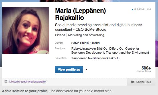Opi tuottamaan merkityksellistä sisältöä LinkedIniin